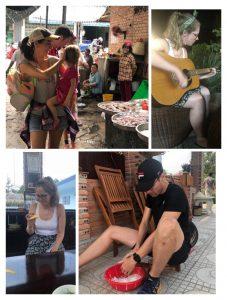 Du khách trải nghiệm cuộc sống dân dã tại Cocoland