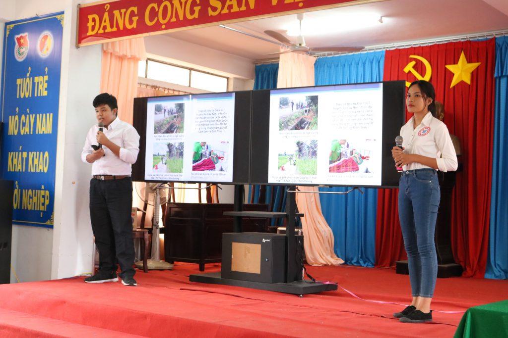 Dự án thiết bị hỗ trợ tài xế xe oto, xe gắn máy khi bị tai nạn (bị cướp) của bạn Cẩm Tú và Đăng Quang