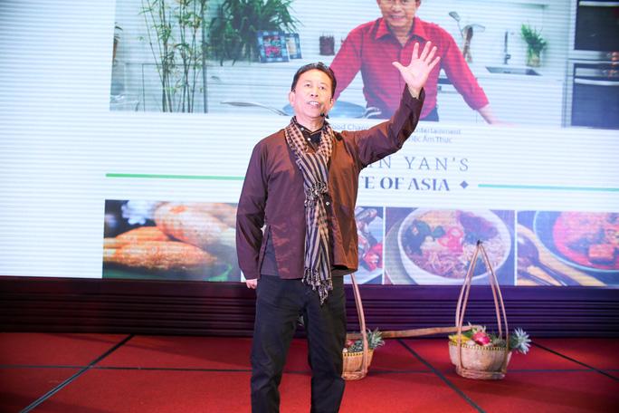 """Martin Yan tham gia chuỗi chương trình """"Taste of Vietnam"""""""