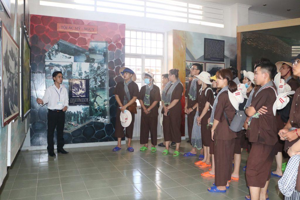 Tour du lịch tham quan di tích Đồng Khởi huyện Mỏ Cày Nam