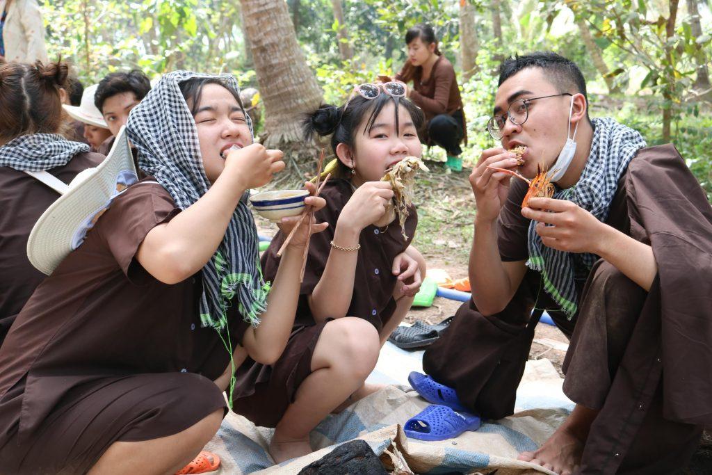 Tour du lịch Đồng Khởi cùng tiệc BBQ dân dã miệt vườn